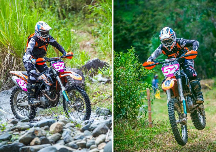 Sasa Y El Motocross Un Amor Extremo Periódico Vivir En El