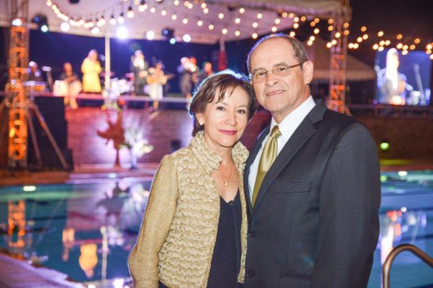 Ángela Bustamante y Luis Palacio