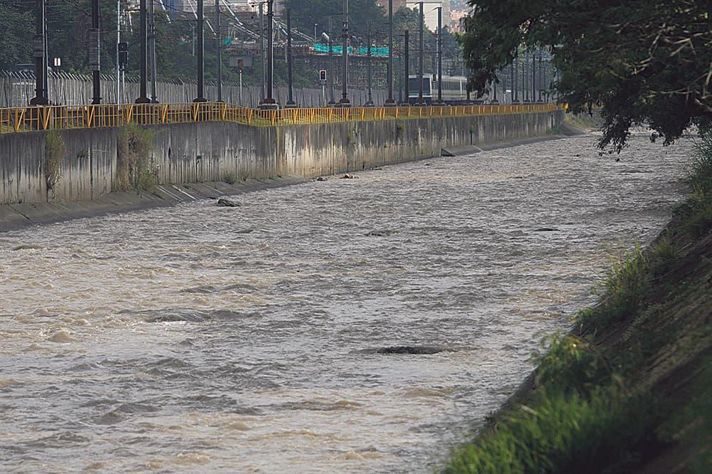 El sueño de descontaminar el río Medellín
