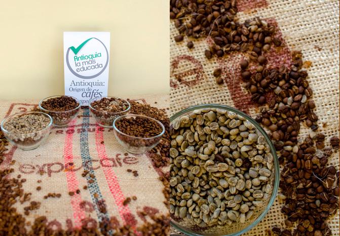 Antioquia Origen de Cafés Especiales
