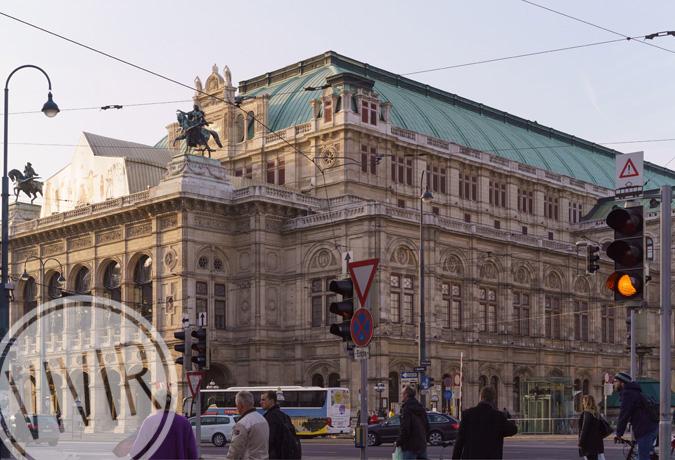 Fotos cortesía Alfonso Arias Bernal /Teatro de la Ópera de Viena