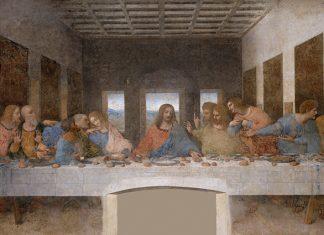 Leonardo da Vinci -La-Última-Cena,-1495-1498