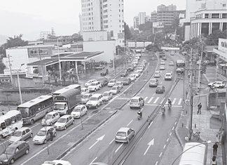 metroplús avenida El Poblado