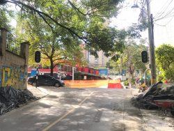 Nuevo cruce avenida El Poblado