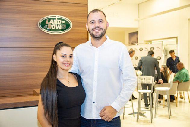 Lanny Cardona y Esteban Correa