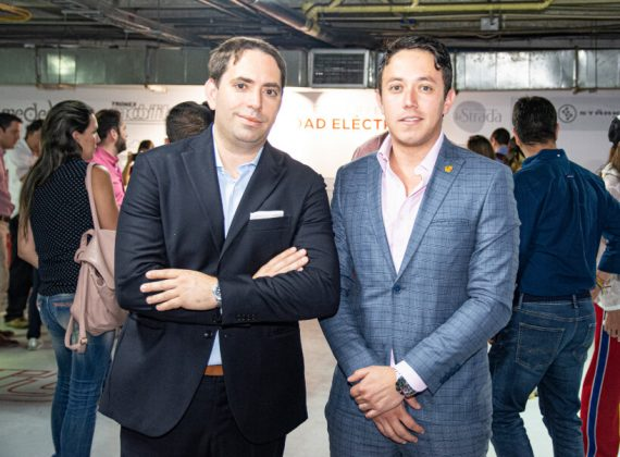 Yaron Schechtman y Jonathan Galeano