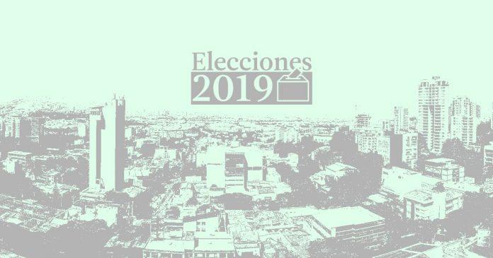 candidatos inscritos a la Alcaldía de Medellín elecciones 2019