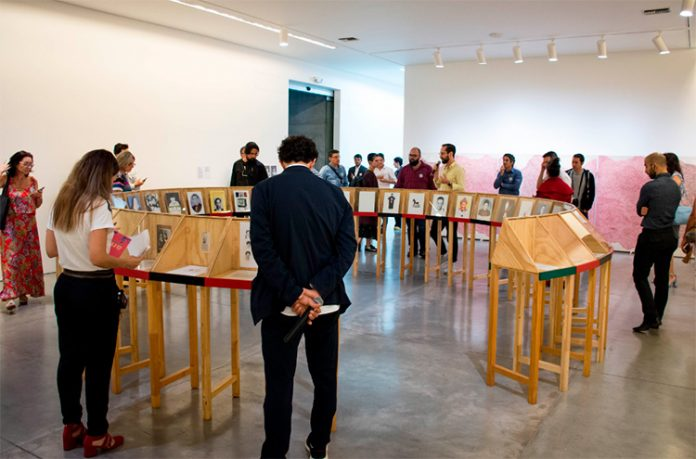 Exposición en Sala Con Emiliano Valdés