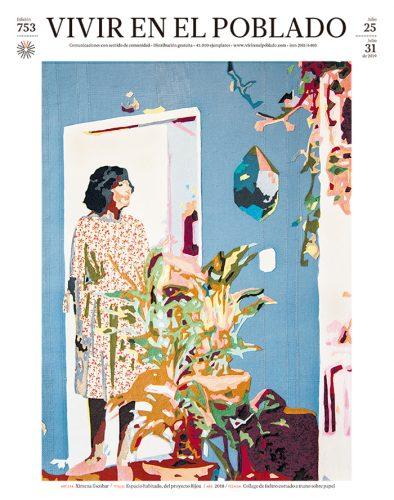 Nuestra portada 753 Artista: Ximena Escobar Título: Bijou Año: 2018
