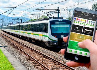 app del Metro de Medellín