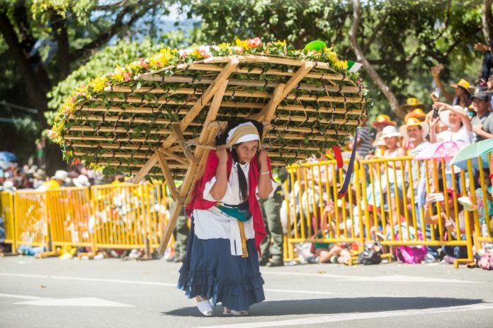 Recorrido Desfile de Silleteros 2019