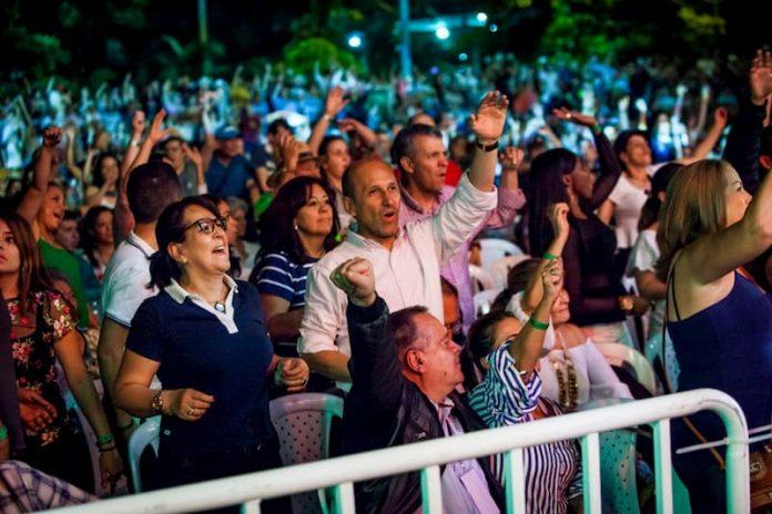 Programación de la Feria de las Flores Medellín del sábado 10 de agosto
