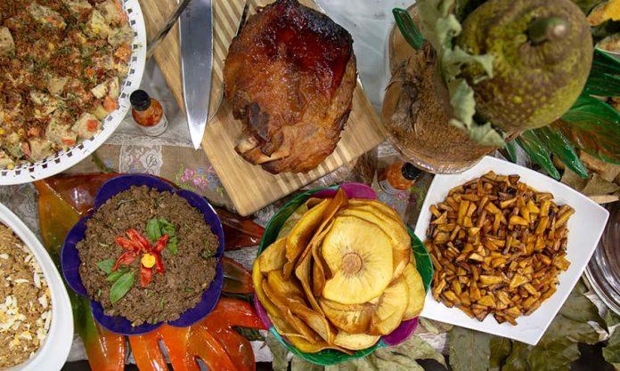 Gastronomía de San Andrés en la feria Sabor Barranquilla