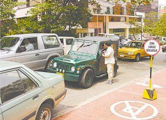 #TBT el taco en la calle 7: 16 años y sigue sin solución