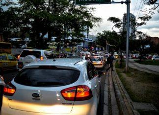 pico y placa en Medellín este jueves 22 de octubre