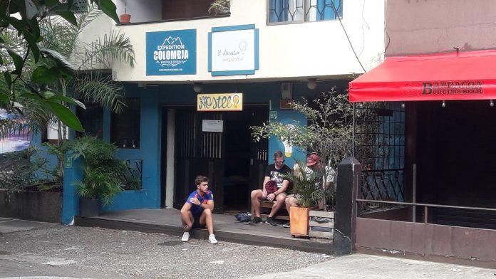 Hostal El Alterativo fue suspendido temporalmente por la estación de Policía de El Poblado.
