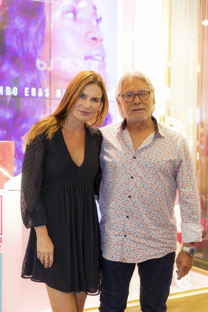 María Rosa Campo y Juan Raúl Vélez