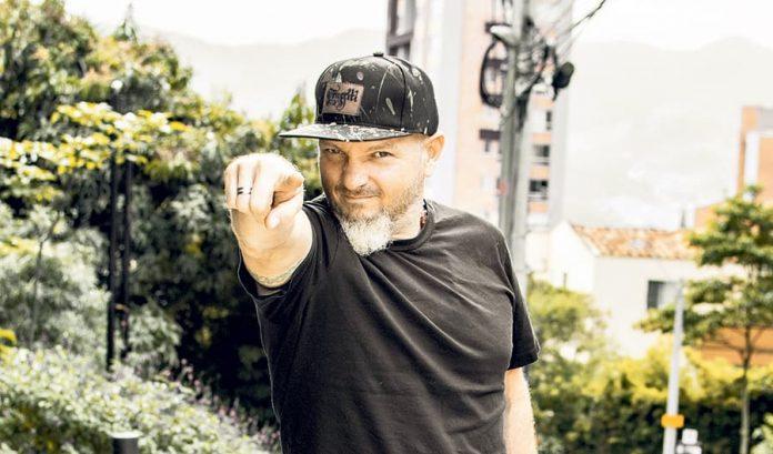 Paulo Carvajal comuna 13