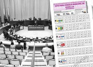 Entre 278 aspirantes están los nuevos integrantes del Concejo de Medellín