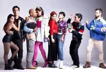 musical Rent en Medellin Teatro Popular