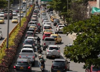 Pico y placa en Medellín para el lunes 20 de enero de 2020