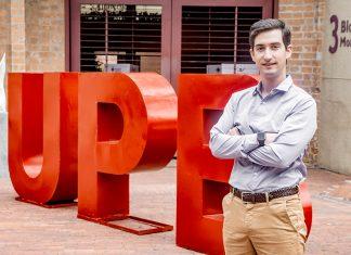 Pablo Ángel director del Centro de desarrollo empresarial de la UPB