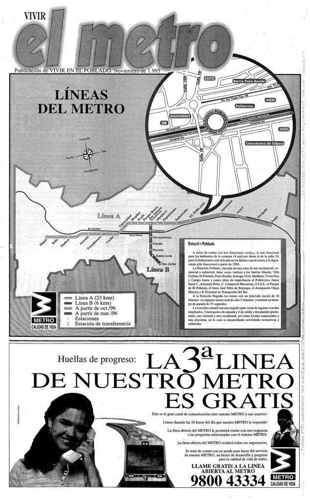 #TBT: cuando montar en metro valía $300