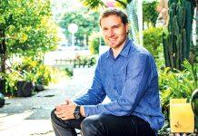 Gregorio Londoño citymanager de la firma Aflore