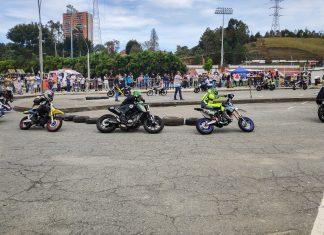 Circuito urbano en Barrio Colombia