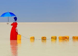 Aida Muluneh nos muestra poéticamente la crisis climática