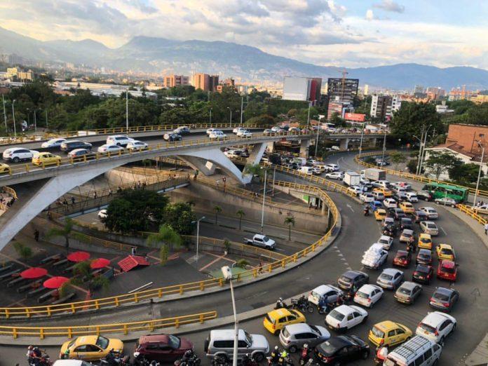 pico y placa en Medellín este lunes 19 de octubre