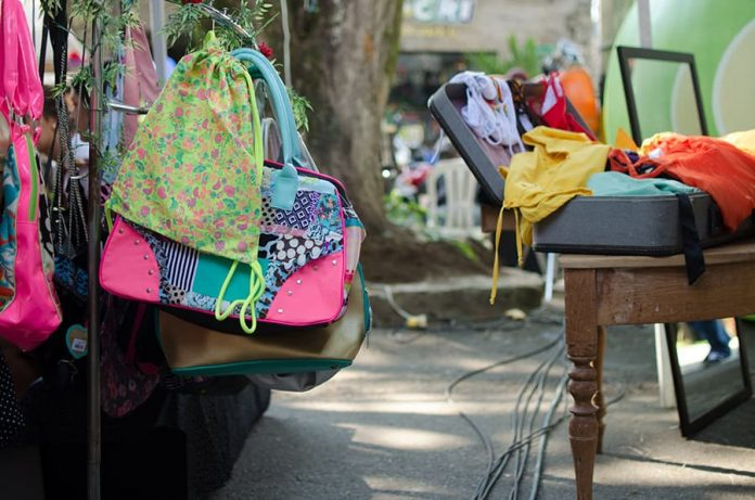 Bazar en Vía Primavera