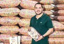 Juan Esteban Garzón y casai cereales sin azúcar añadida y saludables