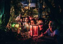 Manila sale a la calle con motivo del Día de las velitas