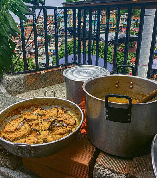 Sancocho, esa primera comida del año