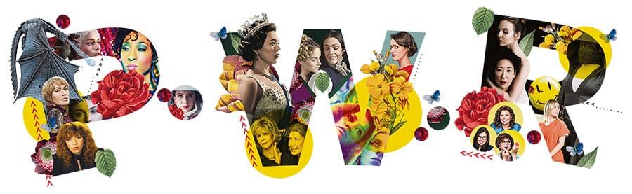 13 series con mujeres fuera de serie