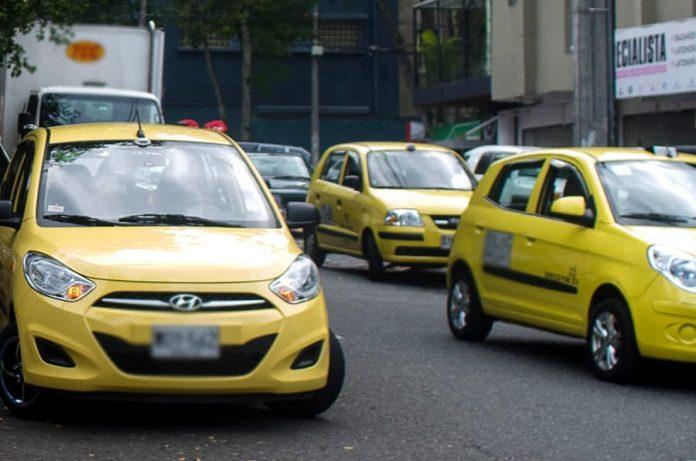 La Secretaría de Movilidad anunció nuevas tarifas de taxis en Medellin