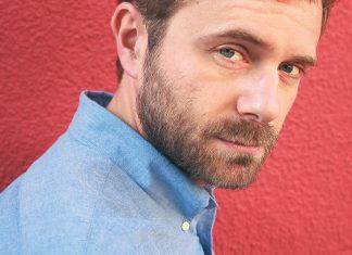 El italiano Paolo Giordano en el Hay Festival Medellín