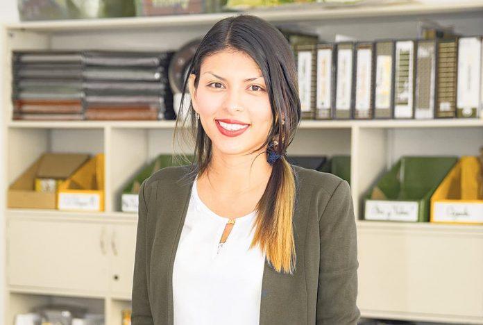 Jeimi Venegas representará a Colombia en Global Education Exchange