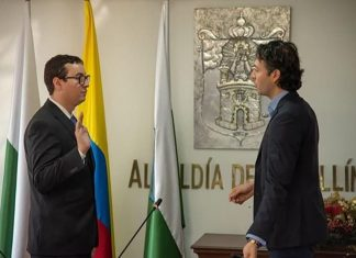 Juan David Palacio es el nuevo director del Área Metropolitana