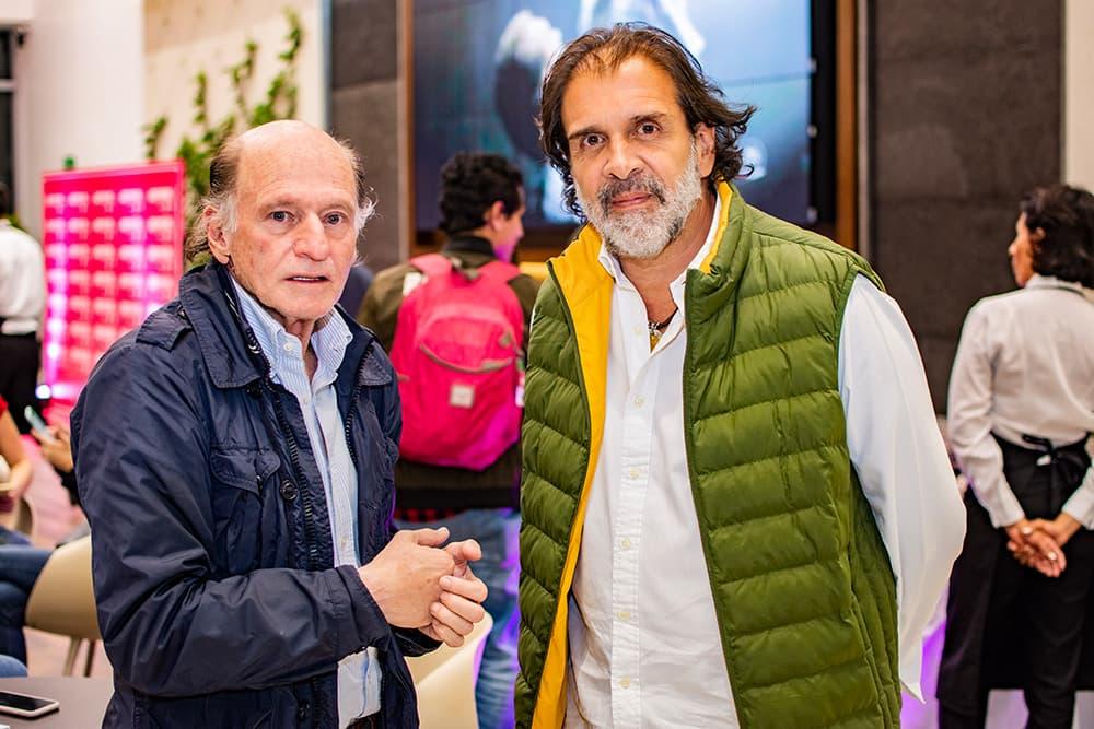 Premiere de Loco por vos Fernan Martínez y Iván Obando
