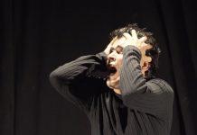 Velada Poe del autor Edgar Allan Poe Presentación de tres monólogos.El Cuervo por el Teatro Fratricida.El corazón delator del Teatro El Trueque.