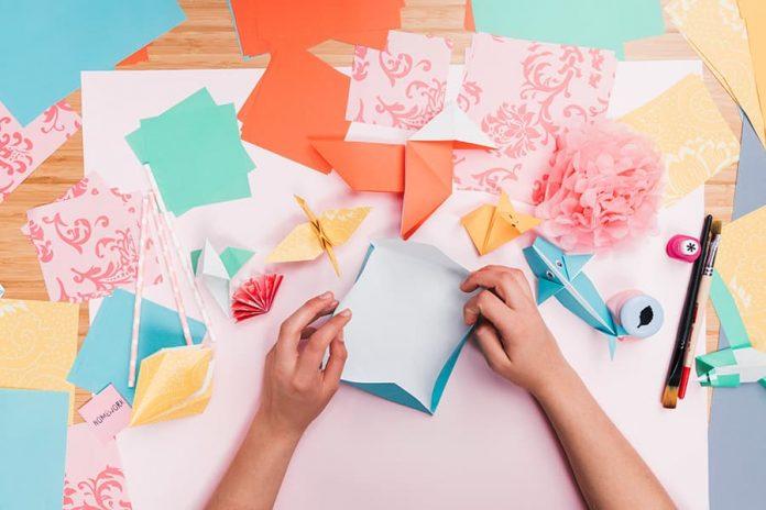 Origami para pasar tiempo en casa