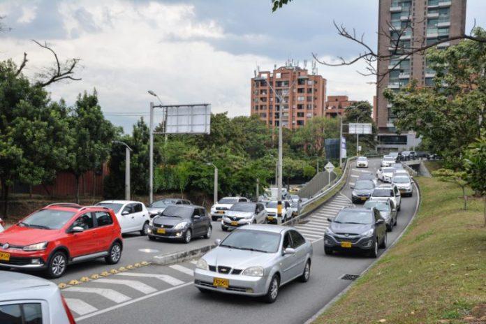pico y placa en Medellín este lunes 5 de octubre