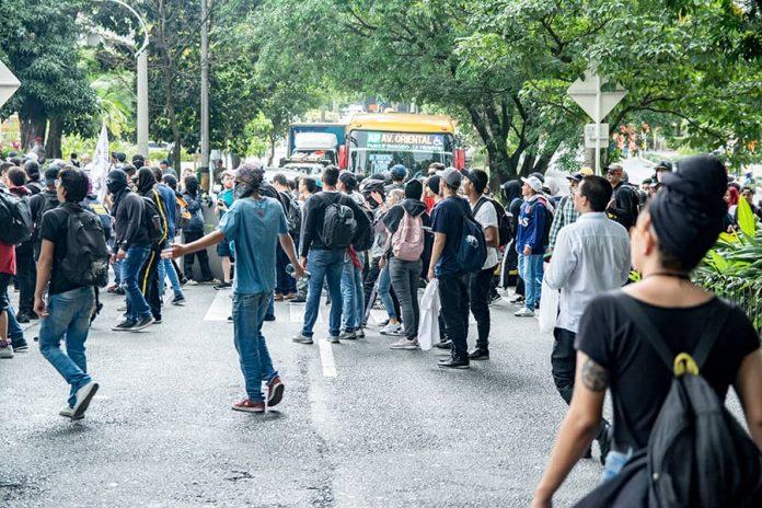 Solidaridad con todas las víctimas de las marchas del 21 de enero