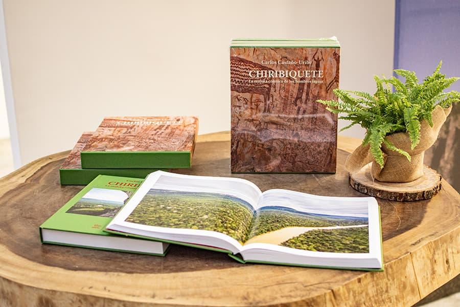 Libro Chiribiquete