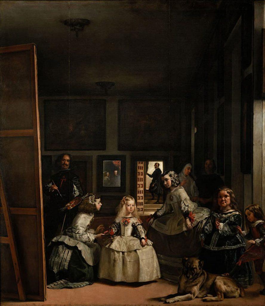 Diego Velázquez - Las Meninas - Museo del Prado