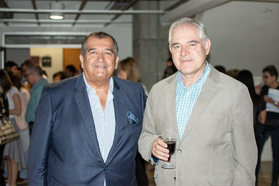 Jaime Giraldo y Flabio Escobar