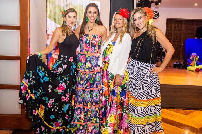 La Fundación AlmaRosa celebró el Carnaval de Barranquilla