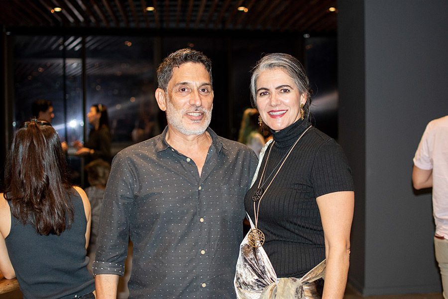José amar y Ángela María Aristizábal